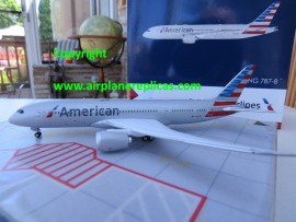 American Airlines B 787-8