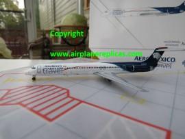 Aero Mexico Travel MD-83