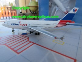 Aeroflot A310-300 Tchaikovski