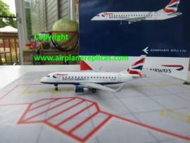 British Airways ERJ-170