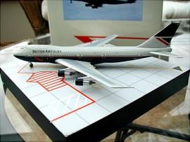 British Airtours B 747-200