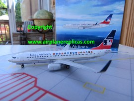 Copa Airlines B 737-800 MLB livery