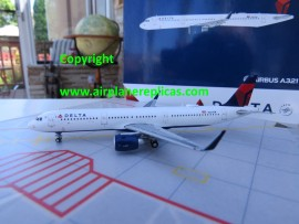 Delta Airlines A321