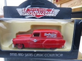 1953 Pontiac delivery van Dr. Pepper