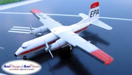 Eastern Provincial Airways Canada Handley Page Herald Old livery