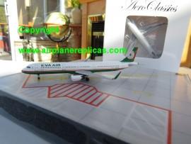 EVA Air A321S