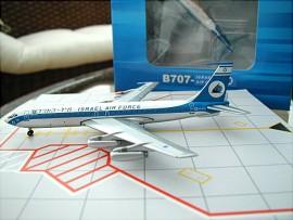 Israel Air Force B 707-300