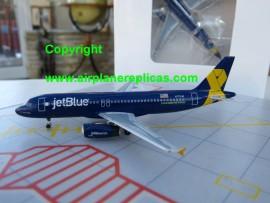 Jet Blue A320 Veterans in Blue