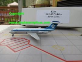 KLM Royal Dutch Airlines DC-9-15 Amsterdam