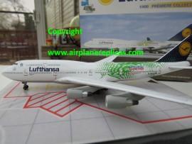 Lufthansa B 747-400 Hannover Expo 2000 livery