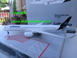Lufthansa A350-900 new livery