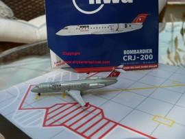 NWA Airlink CRJ-200