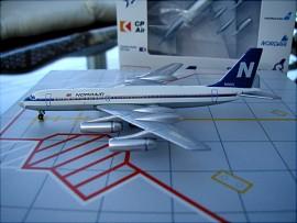 Nordair Canada Convair CV-990