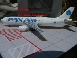 Pan Am A300-B4 Clipper Guatemala