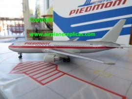 Piedmont B 767-200ER Red livery