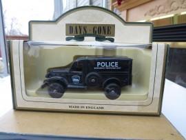 1942 Dodge 4 x 4 Jeffersonville Indiana Police van