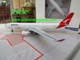 Qantas A330-200 Cityflyer livery Albany