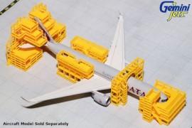 Aircraft Maintenance Scaffolding wide body planes