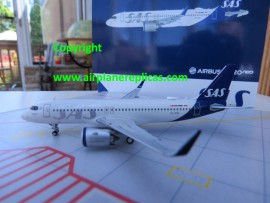 SAS Scandinavian Airlines A320 new livery
