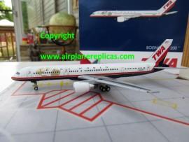 TWA B 757-200 Final livery