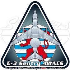 Boeing E-3A AWACS